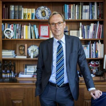 Goedhart van Noordwijkerhout benoemd tot waarnemend burgemeester Uitgeest