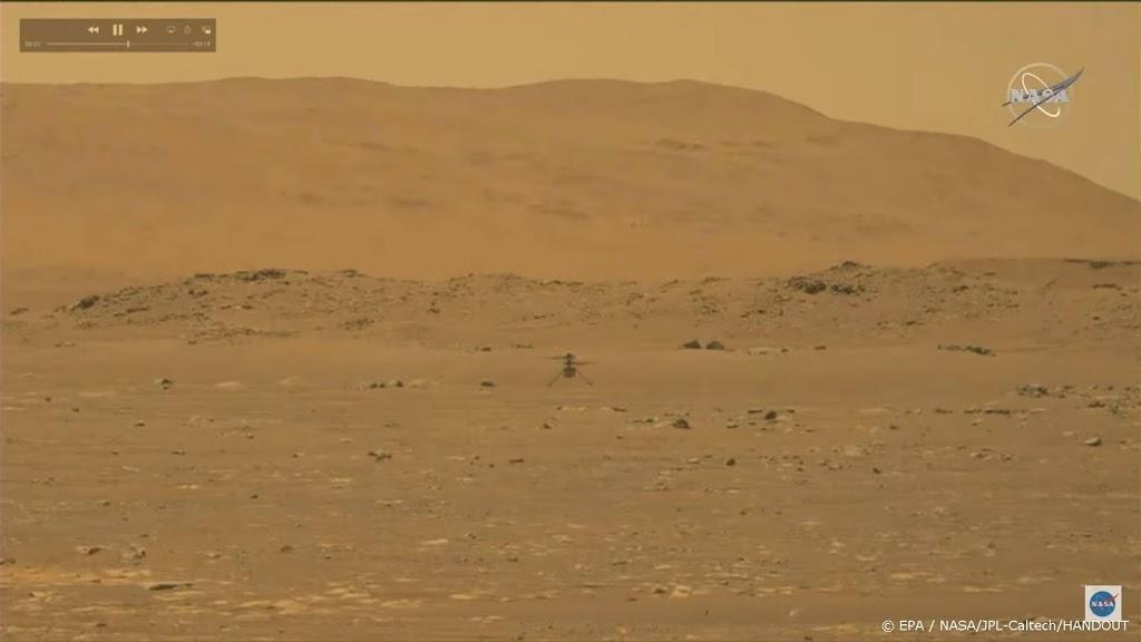 China laat voor het eerst ruimtevaartuig landen op Mars