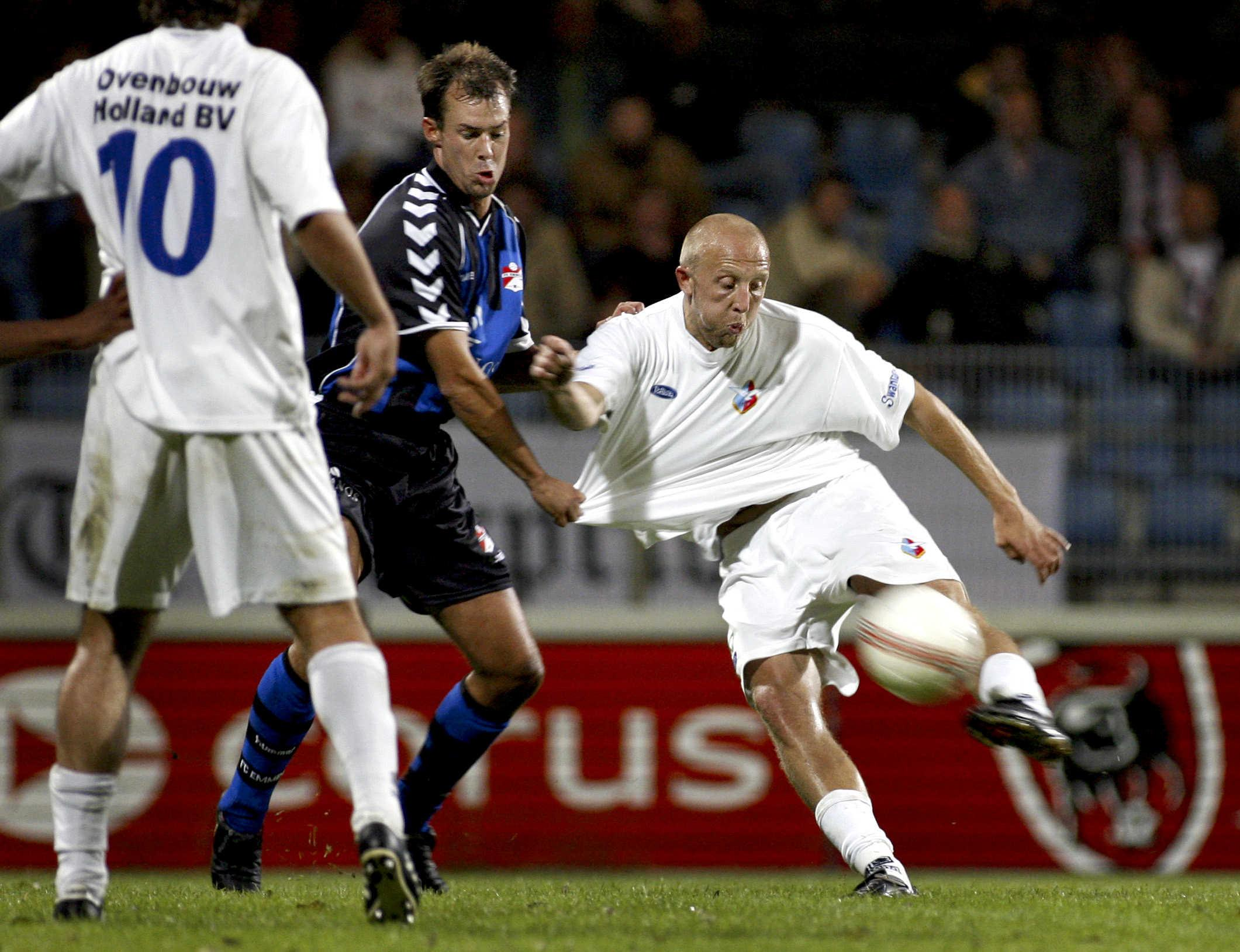 Oud-voetballer Johan Pater ligt in coma