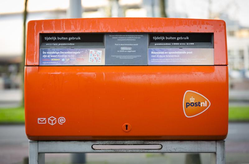 Op 145 plaatsen in West-Friesland blijft brievenbus staan