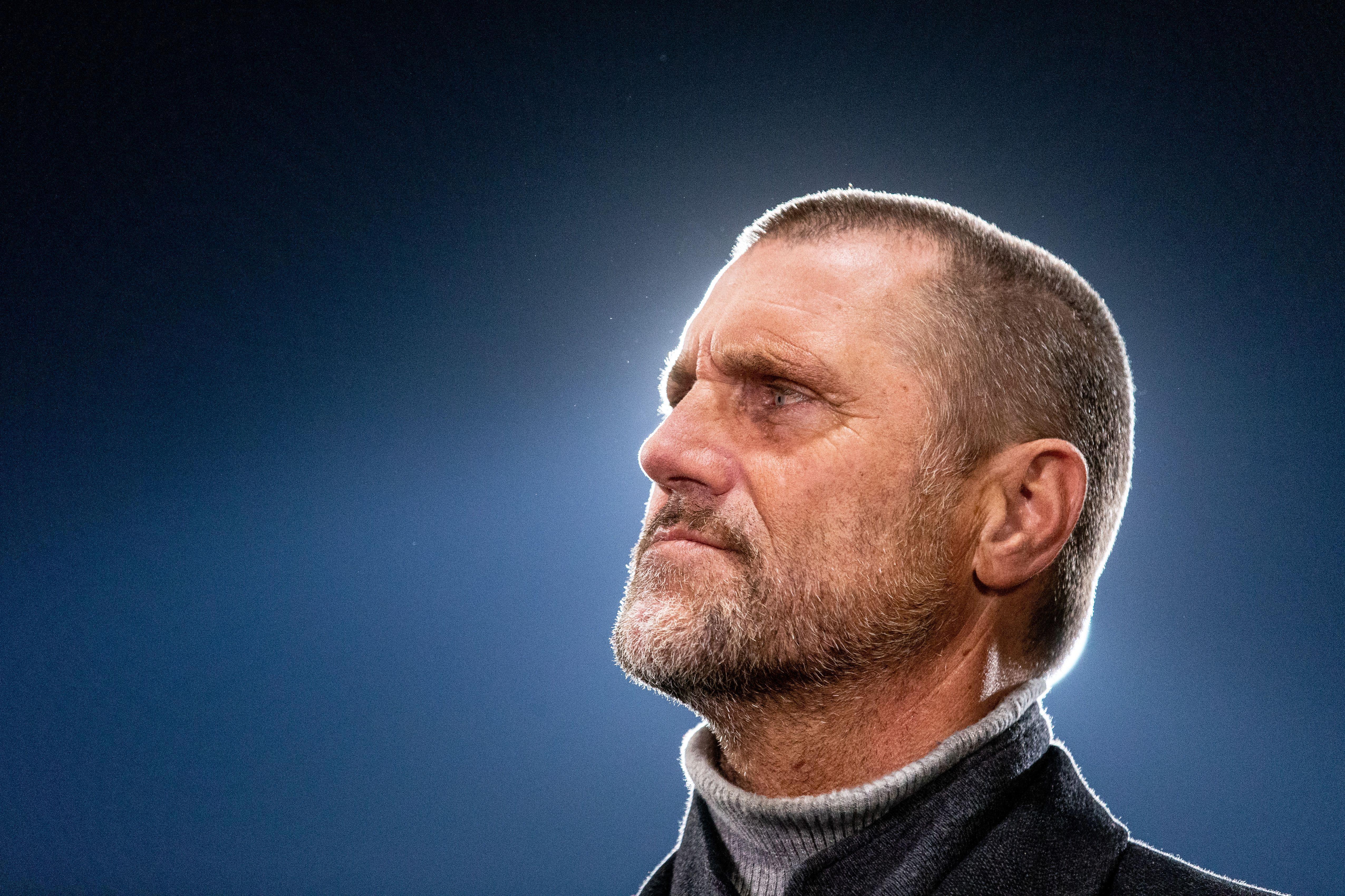'Dick Advocaat neemt John de Wolf (Spakenburg) mee naar Feyenoord'