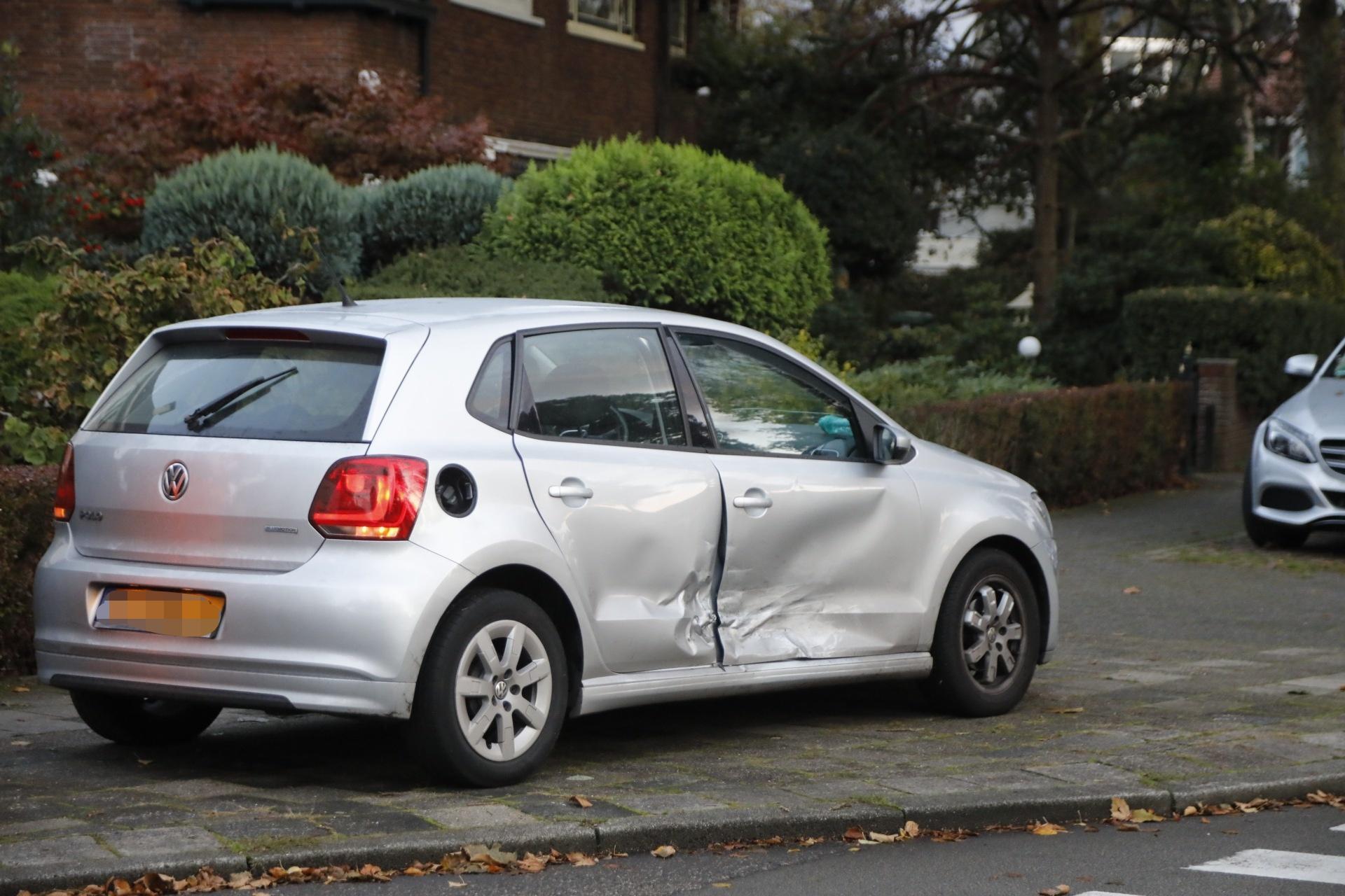 Gewonde bij ongeval op kruising in Beverwijk