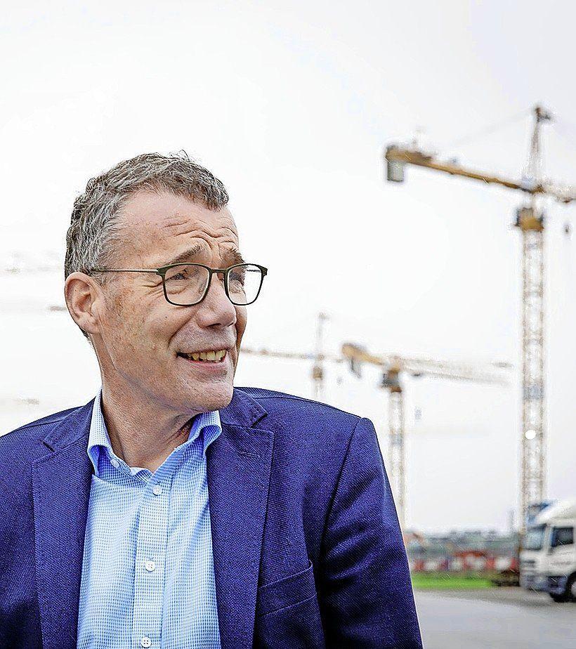 Aanjager economie zoekt nieuwe directeur. Thijs Pennink, baas van Ontwikkelingsbedrijf Noord-Holland Noord, gaat met pensioen