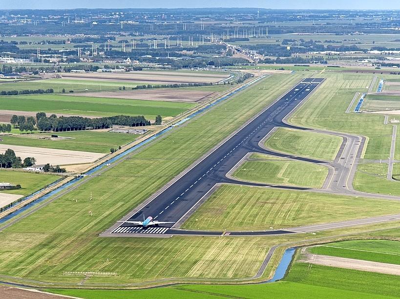 Gedeputeerde Jeroen Olthof wil 'luchtsnelwegen' rond Schiphol niet accepteren