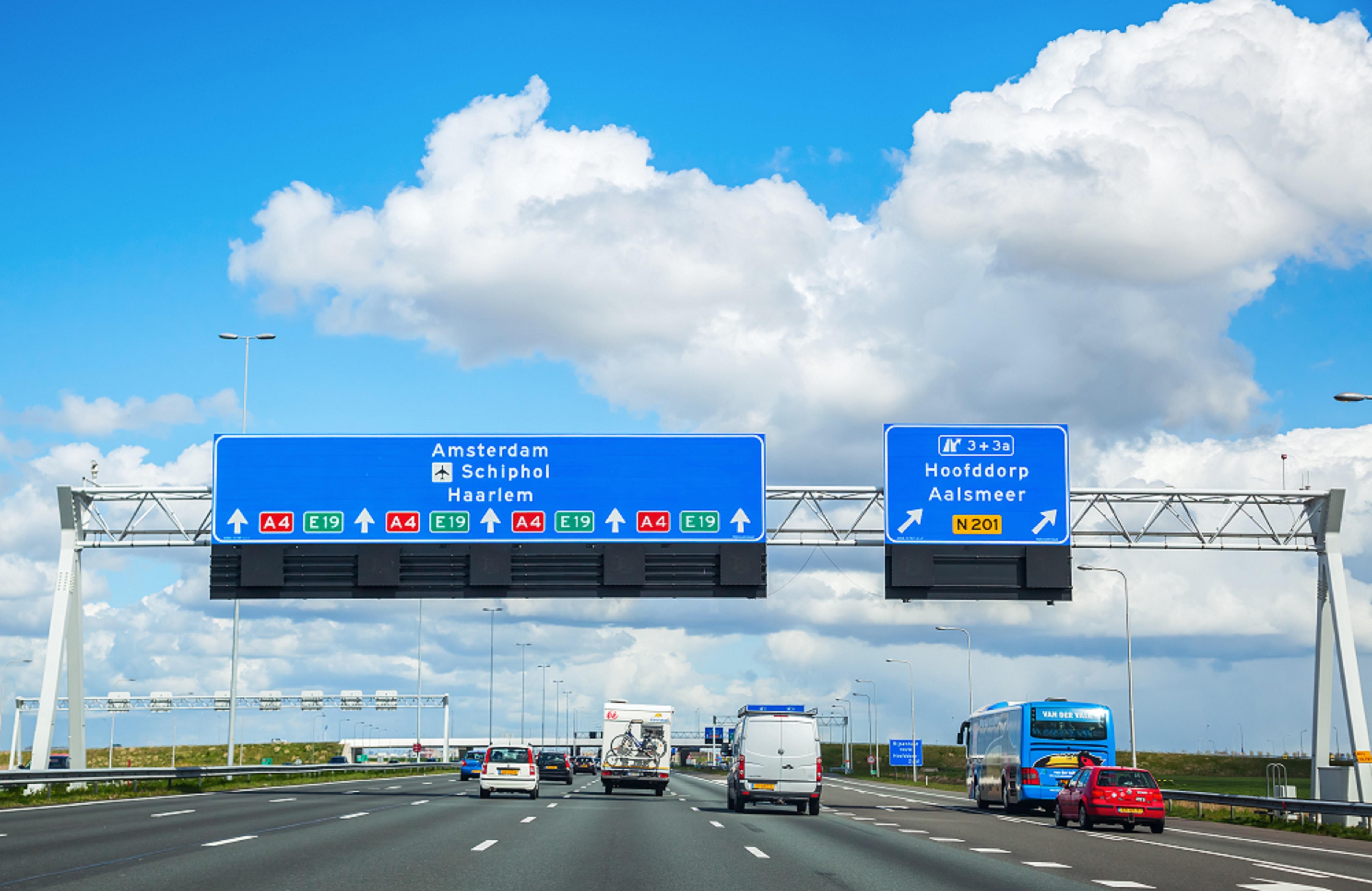 Flinke verkeershinder verwacht op A4 in Haarlemmermeer, minder rijstroken beschikbaar vanwege werkzaamheden