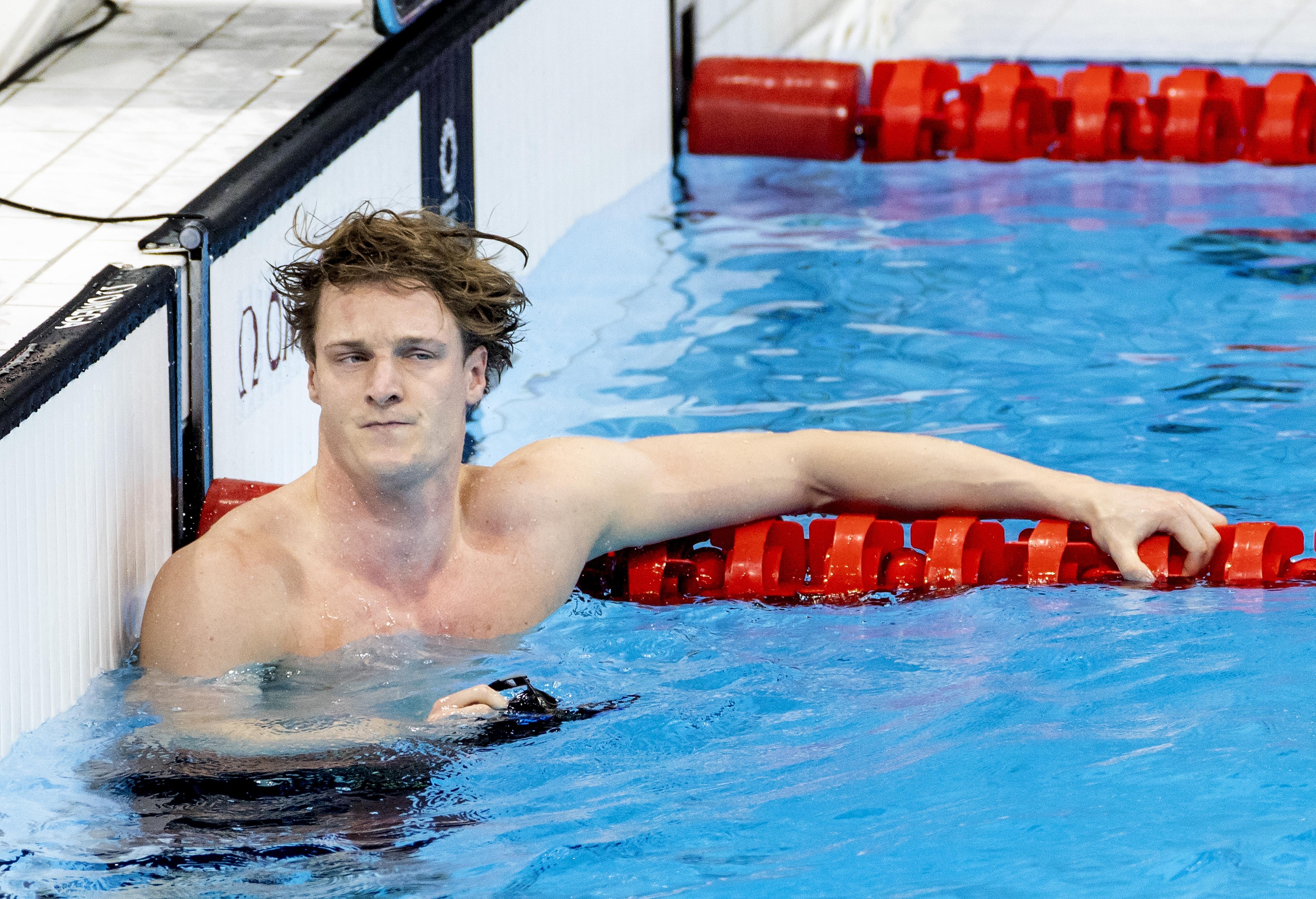 Alkmaarder De Boer laatste in olympische finale 50 vrij, goud voor Dressel
