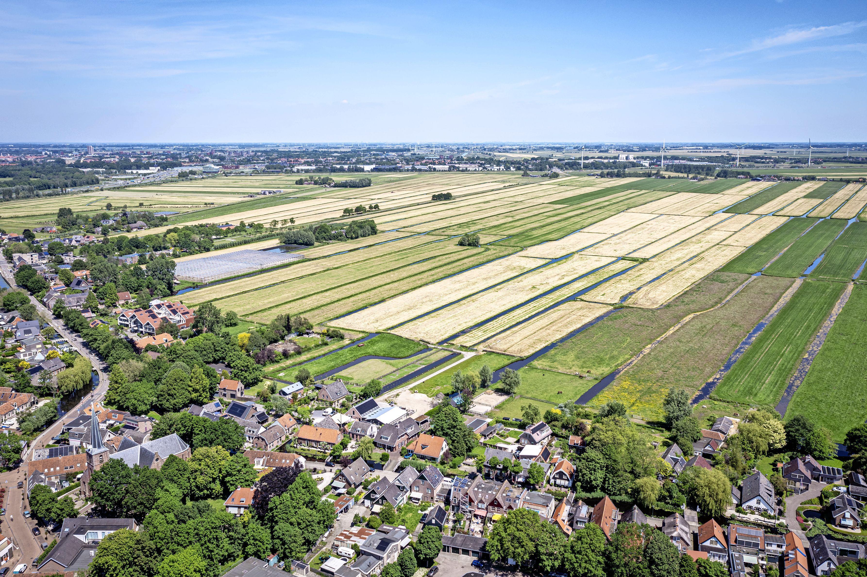 Studie naar bouwplekken in weilanden vindt in Zuid-Holland geen vruchtbare aarde: 'We hebben meer dan genoeg plannen'