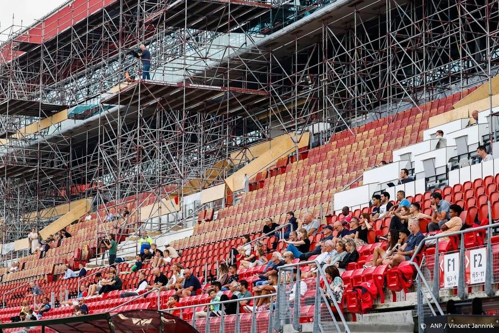 Onderzoeksraad presenteert rapport instorten dak AZ-stadion