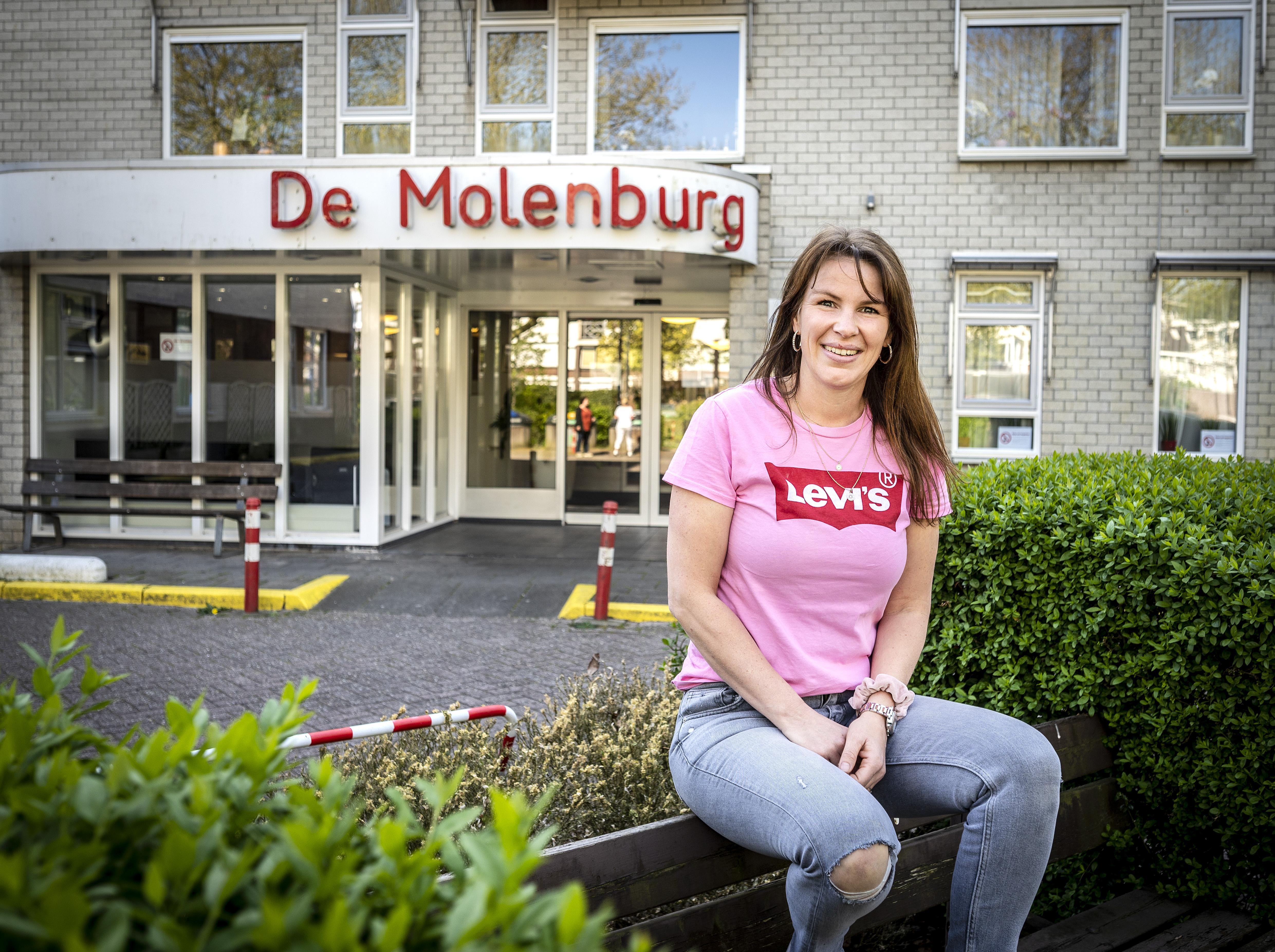 Toch op bezoek in Haarlems verpleeghuis: Sheila start actie voor tijdelijke bezoekunits voor bewoners en familie