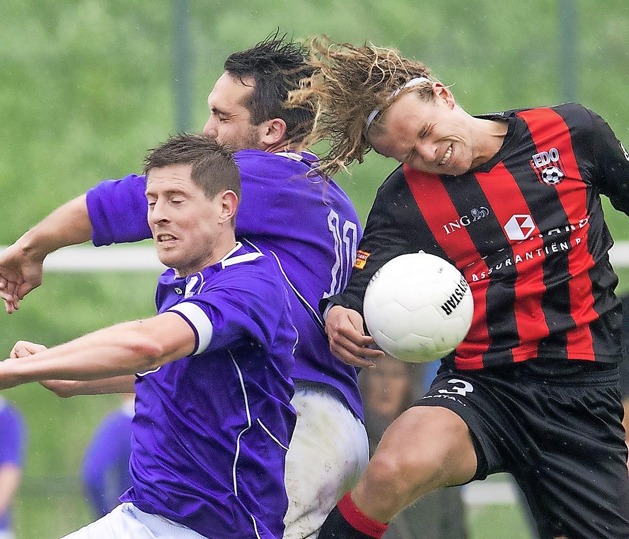 Spaarnwoude verslaat EDO in halve finale Haarlems Dagblad Cup