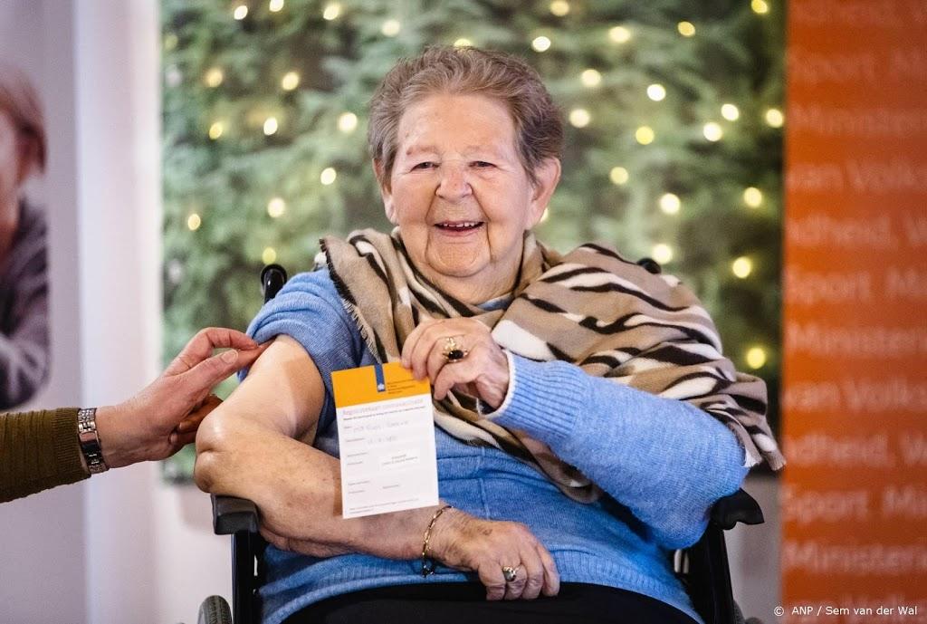 RIVM ziet besmettingen onder verpleeghuisbewoners verder afnemen