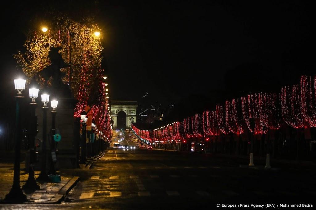Strenge avondklok in Frankrijk klokslag 18.00 uur ingegaan