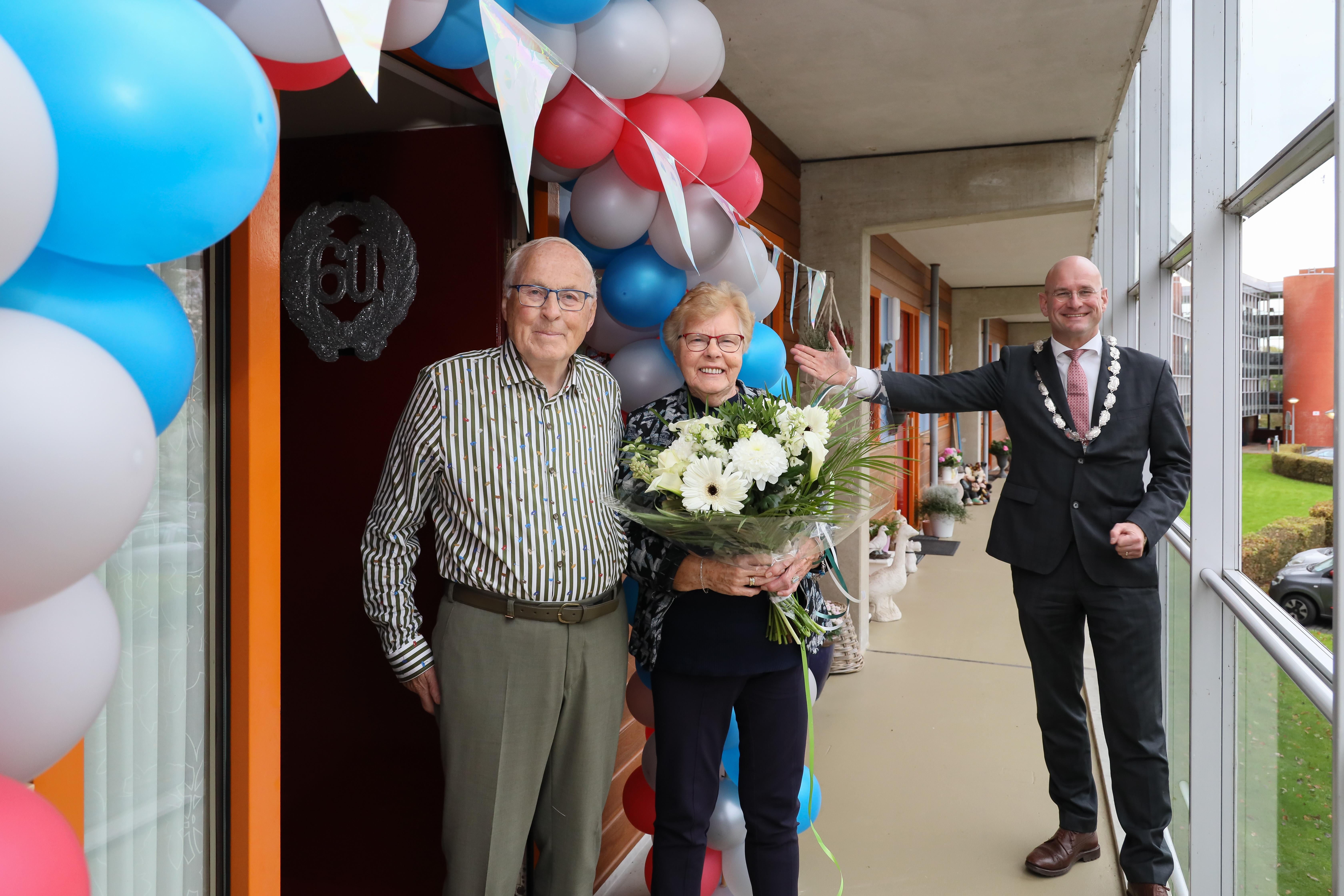 Sieger en Grietje Haarsma: van een Friese dansvloer via de Overloop naar Blokkers huis