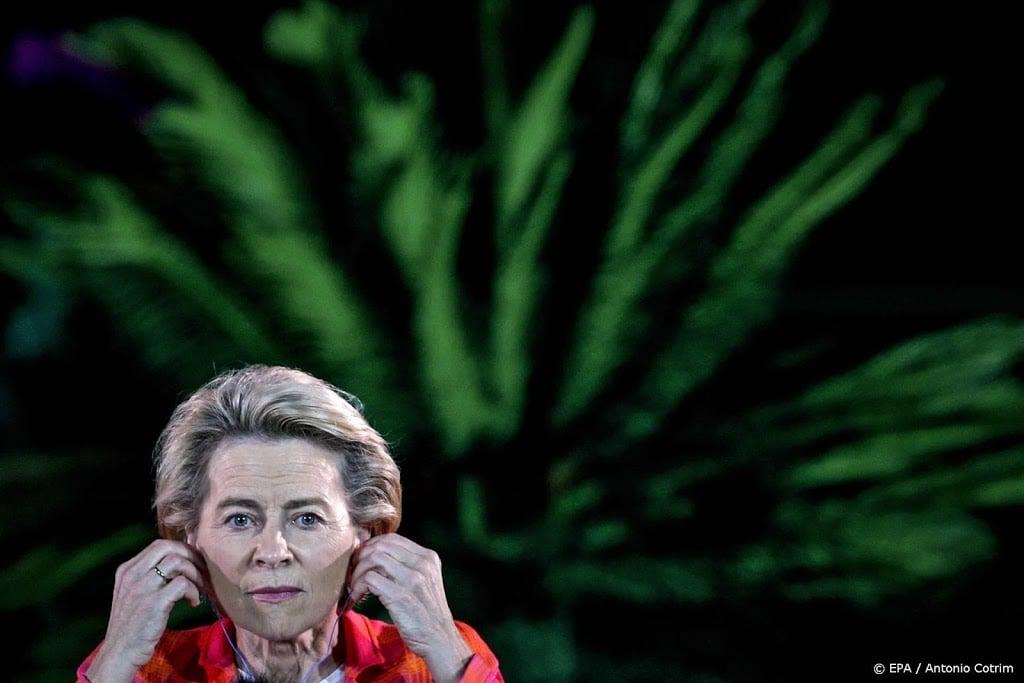 Von der Leyen 'vol vertrouwen' over EU-commissaris rechtsstaat