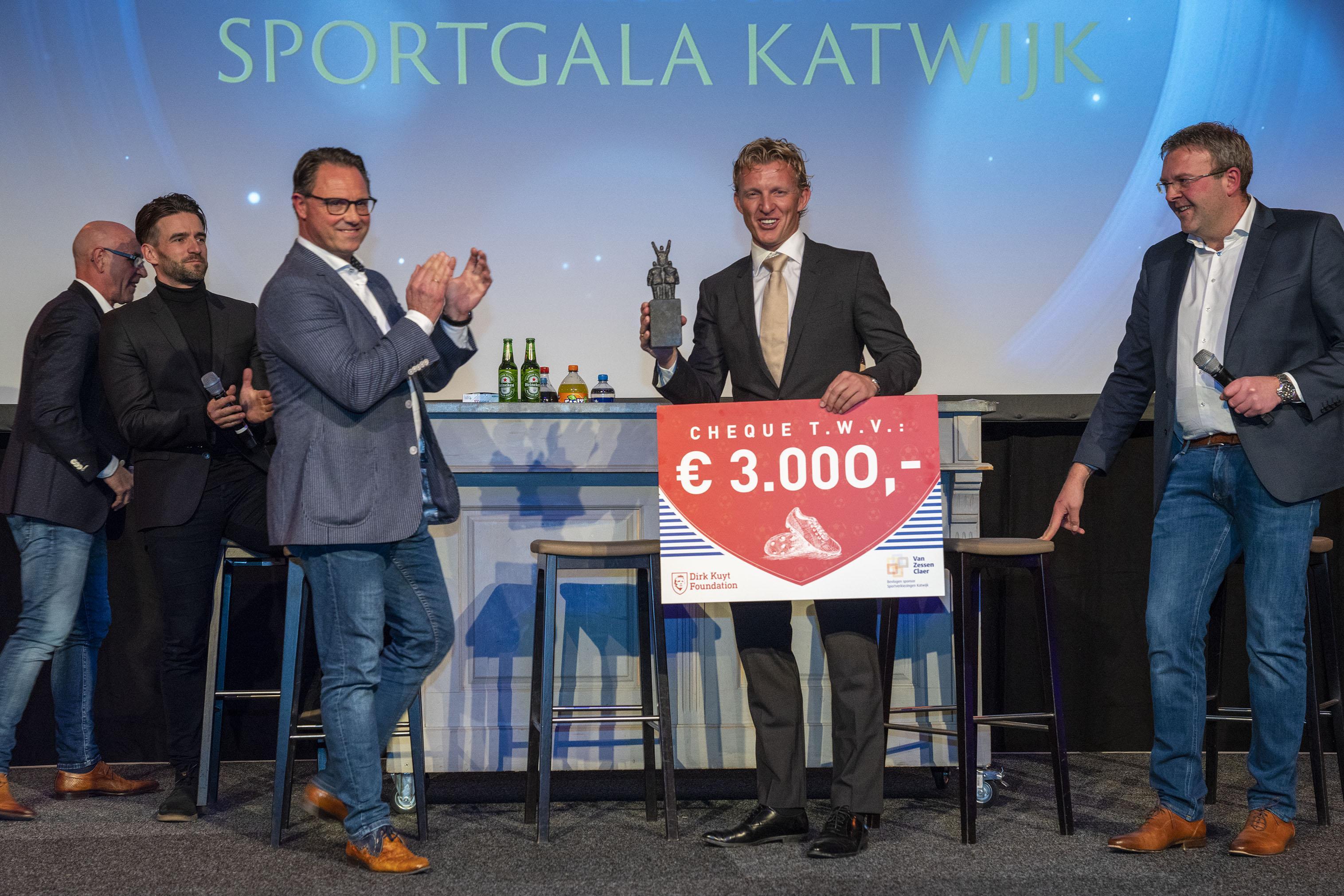 Dit jaar geen sportverkiezingen en sportgala in Katwijk: 'Te weinig competitie, te weinig prestaties'