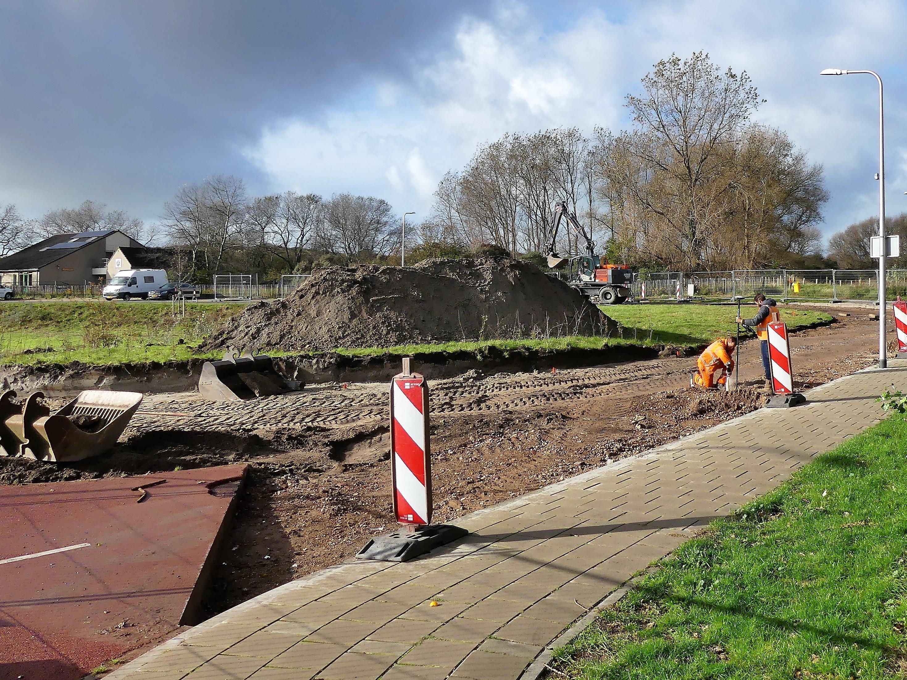 Aanleg fietspad door Katwijkse duinen begonnen: groene partij GemeenteBelangen eist succes op