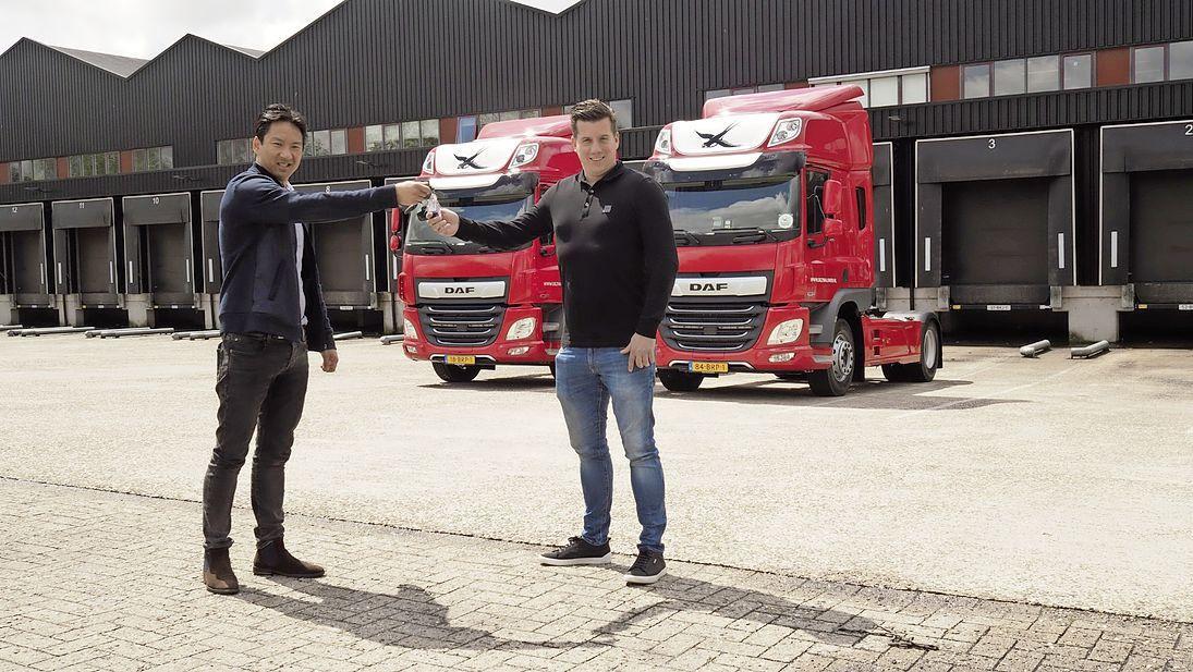 West-Fries logistiek bedrijf De Zwaluw start vestiging op Maasvlakte