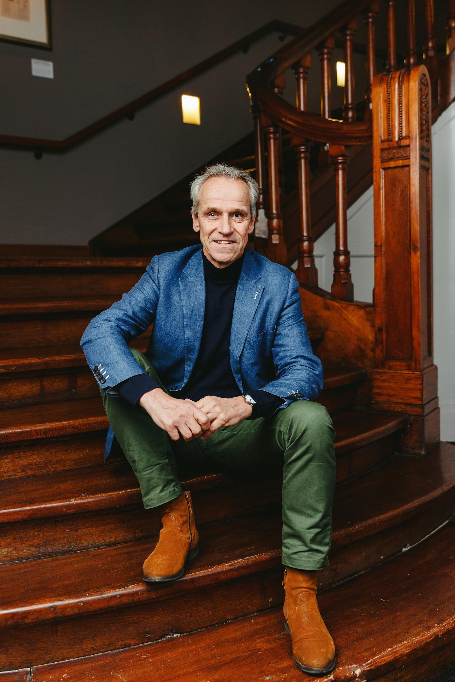 Jaap Lampe nieuwe voorzitter Raad van Toezicht Haarlem Marketing