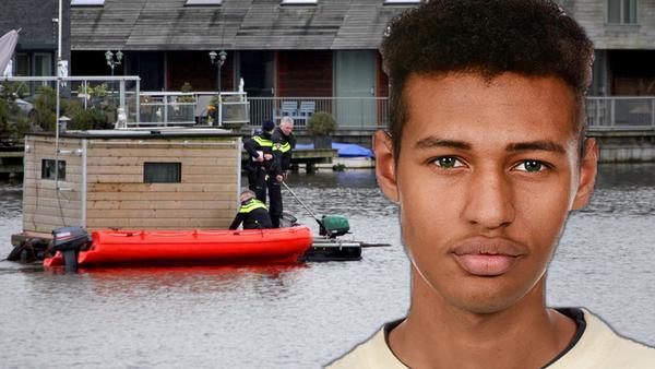 Sylvana Simons Orlando Boldewijn