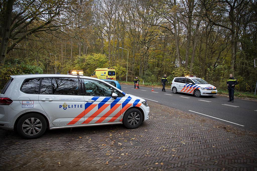 Fietsster gewond bij valpartij in Aerdenhout