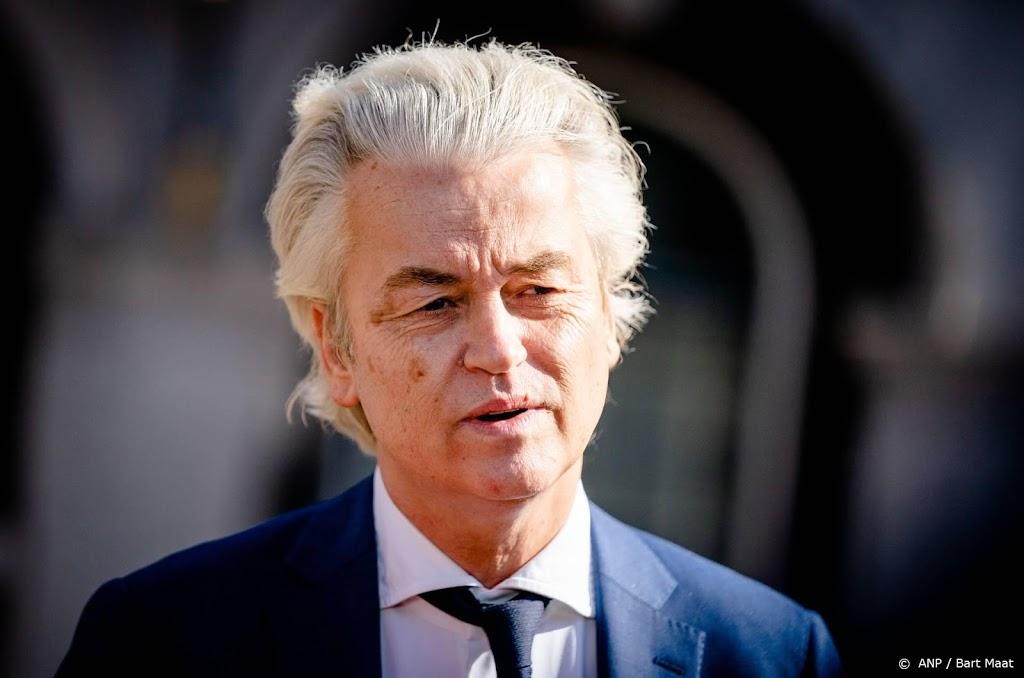 Wilders: toeslagenkwestie roept ook vragen op over CDA en D66