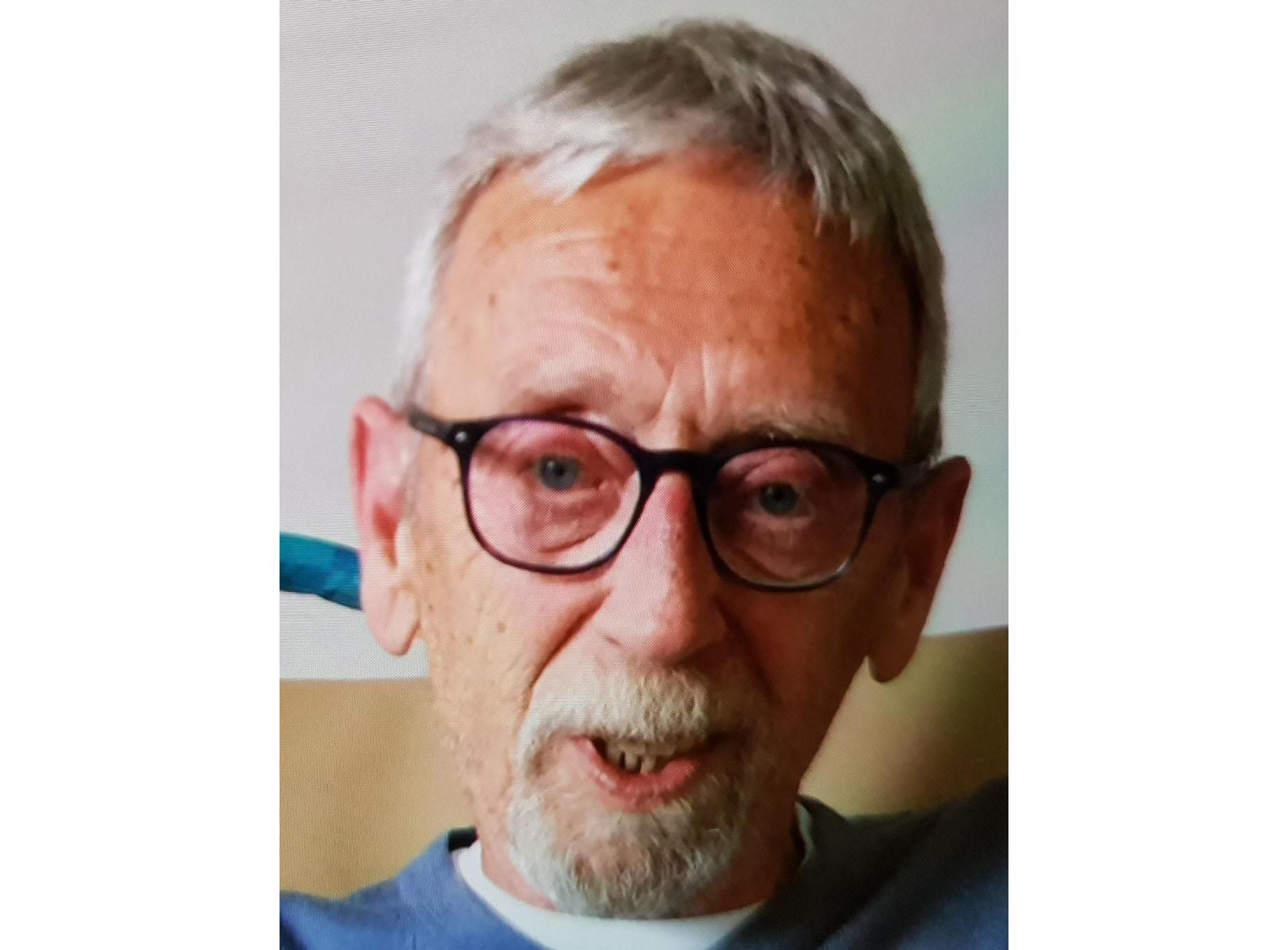 Zoektocht naar vermiste Charlie Fritz (71) in Zaandam en omgeving