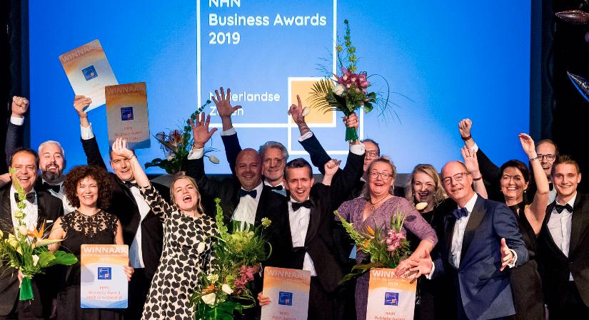 Honderd aanmeldingen voor NHN Business Awards, jury wijst op 7 oktober finalisten aan