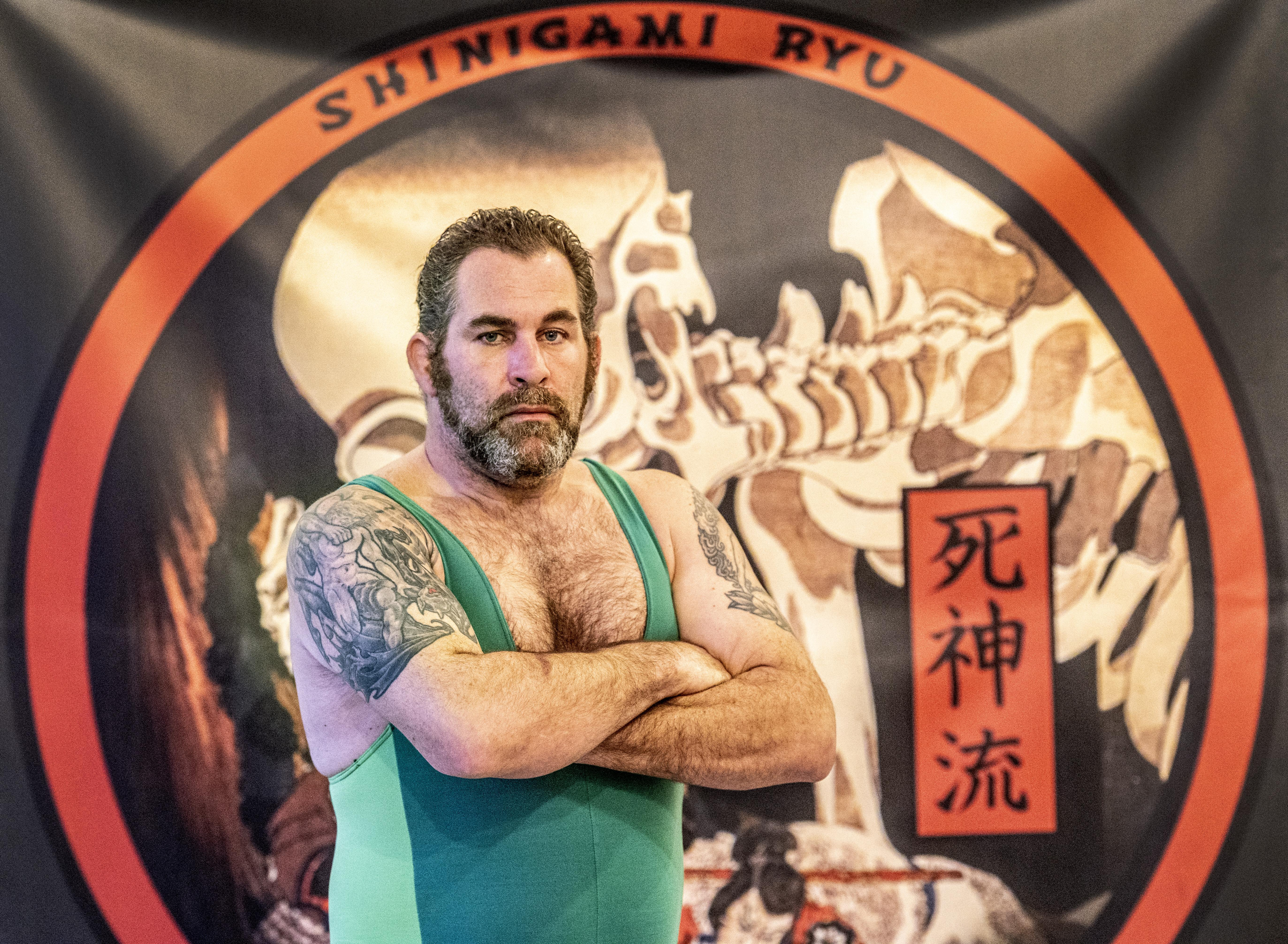 Ex-freefighter Jef Pedro geeft les in Haarlem: 'Vechtsport is voor iedereen goed. Vooral als je je ego thuis laat'