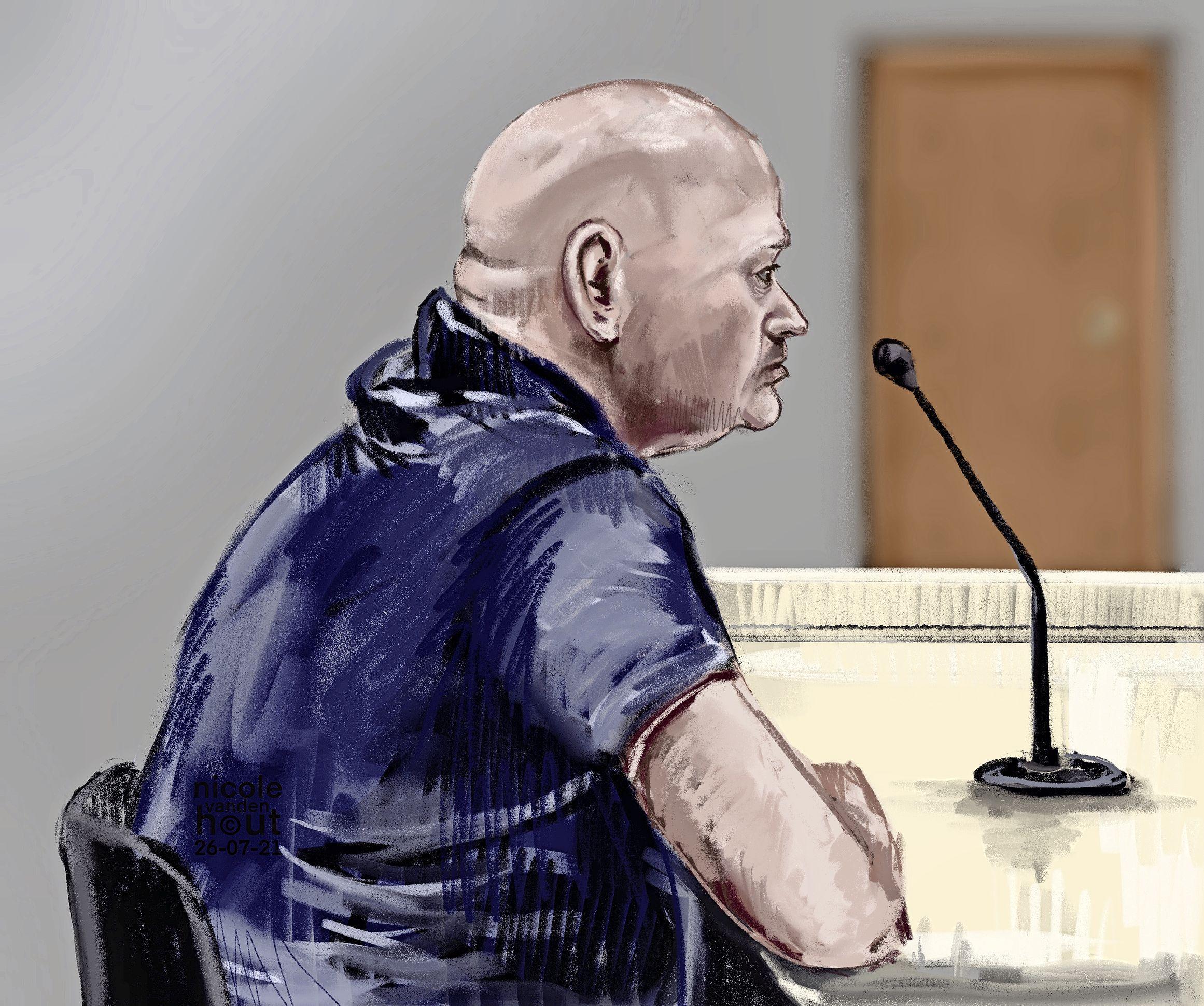 Celstraffen geëist tegen verdachten in zaak ripdeal. IJmuidenaar Jack N. (37) niet in rechtbank vanwege 'corona'