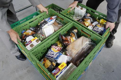 Gemeenten steunen Voedselbank Gooi en Omstreken met geld voor aanvullen voedselpakketten