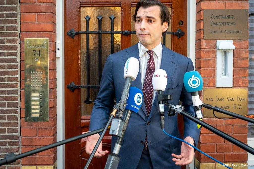 FVD zakt virtueel naar drie zetels in peiling Maurice de Hond