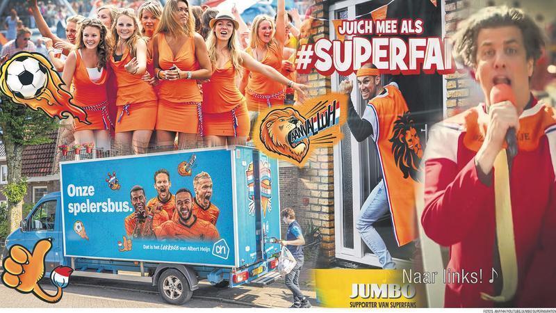 KNVB eiste stop Jumbo's Snollebollekes-reclame. 'Albert Heijn loopt duidelijk achter' [video]