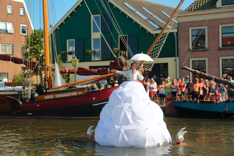 Sail Leiden: 200 historische boten te bewonderen [video]