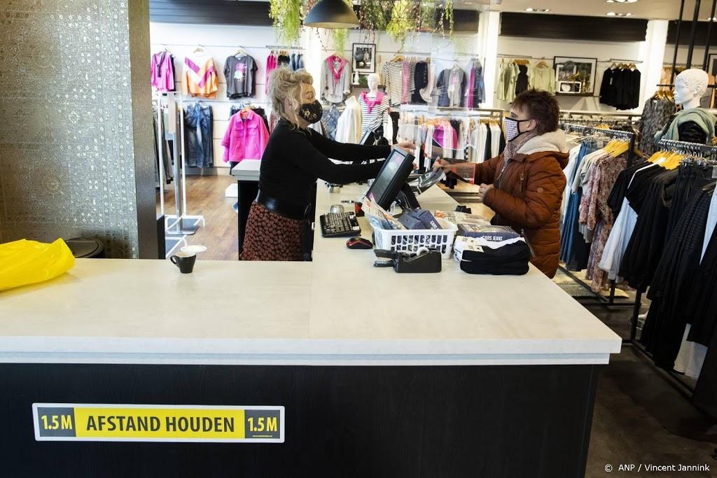 Winkels in Klazienaveen weer dicht, bewoners blij met actie