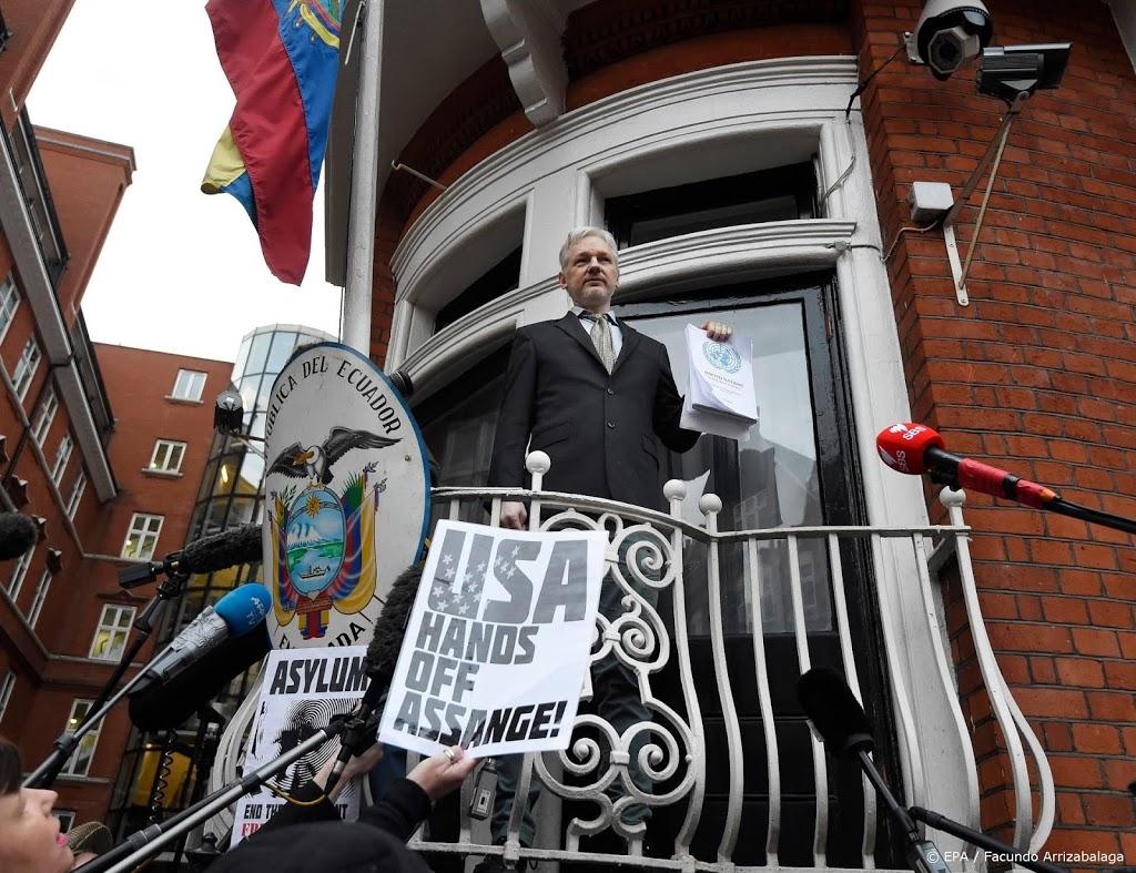 'Gratie voor Assange als hij zei wie de Democraten hackten'