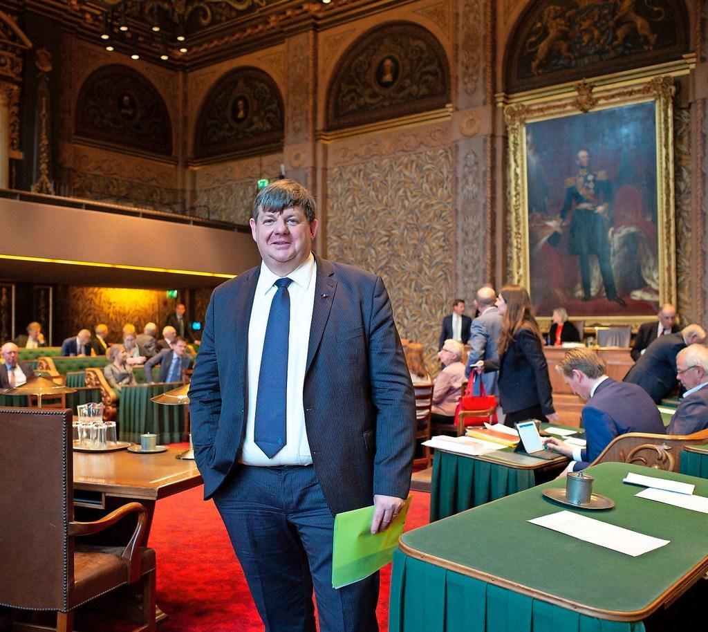Marco Deen lijsttrekker PVV bij Statenverkiezingen