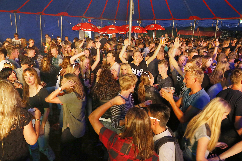 Festival Zandstock: 'Dit is geen tent om in te slapen'