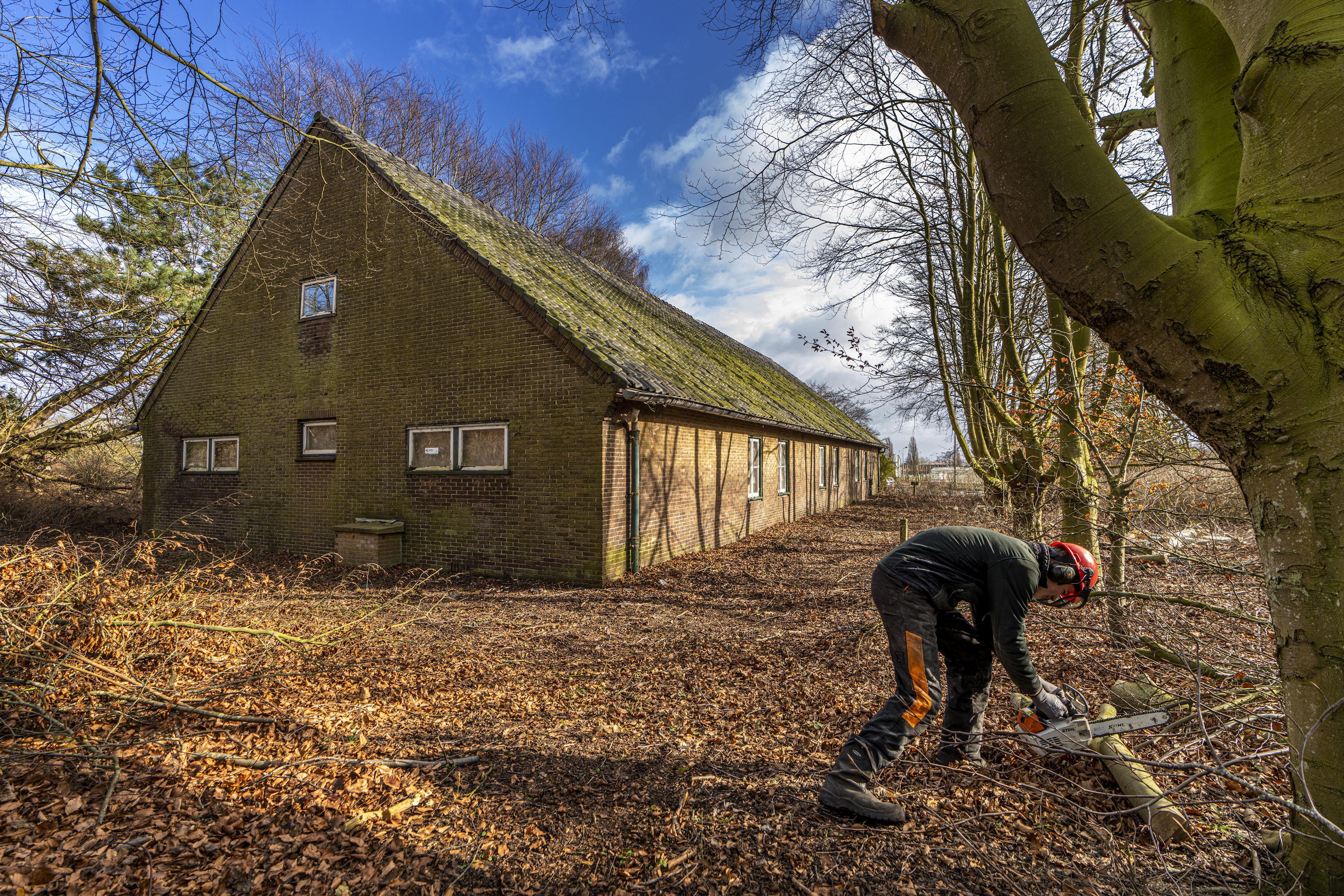 'Katwijk gaat bij onderbouwing sloopvergunning barakken selectief om met onderzoeken naar cultuurhistorische waarde'