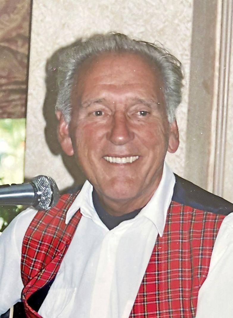 André Blankert (1923-2021) bracht als muzikant bij dementerenden het plezier in het leven terug
