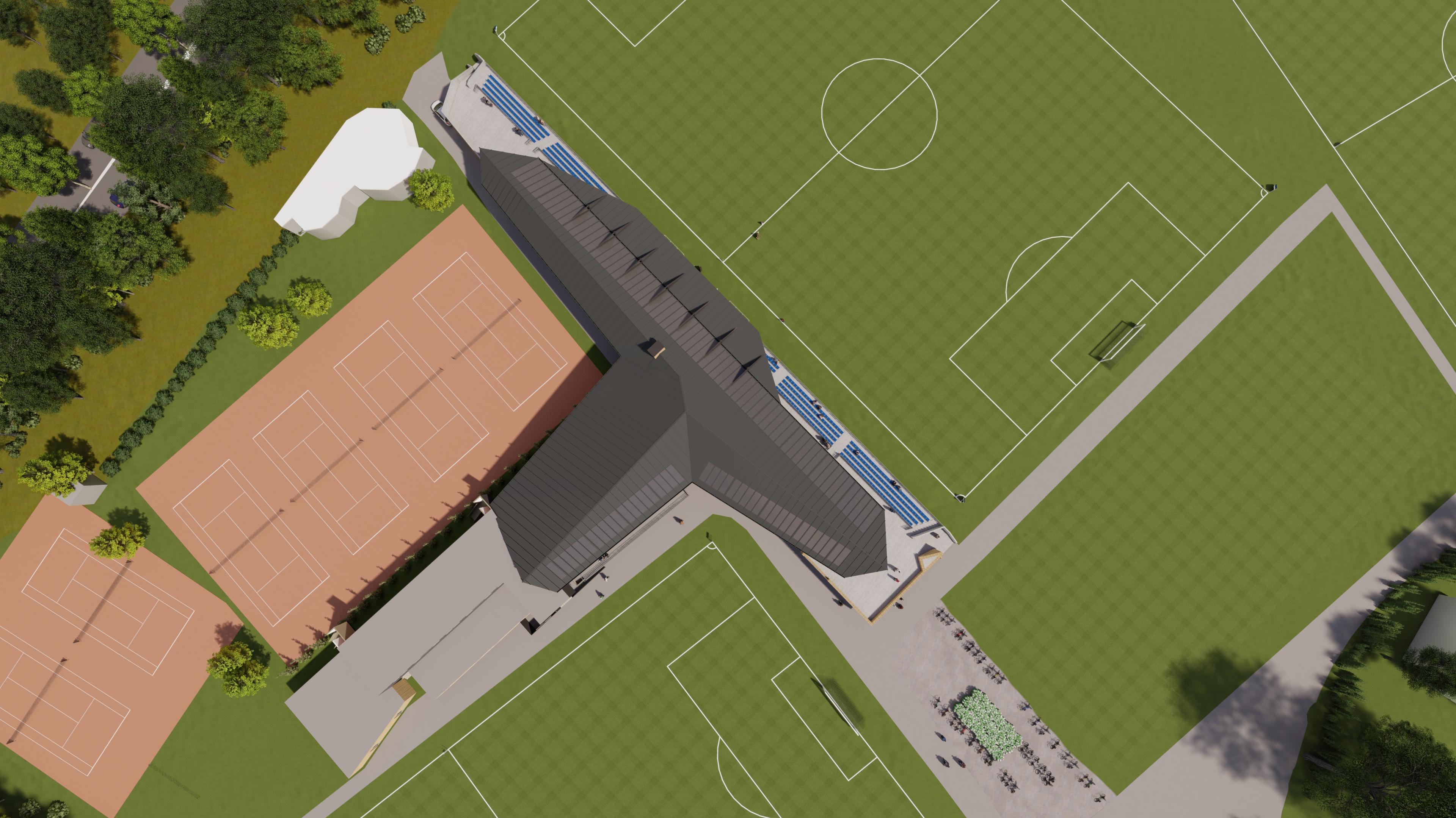 Koninklijke HFC bouwt een nieuw voetbalpaleisje: 'Dit is geen interessantdoenerij' [video]