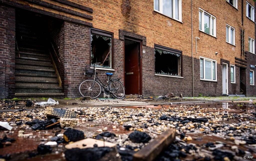 Geen aanwijzingen voor brandstichting grote brand Den Haag