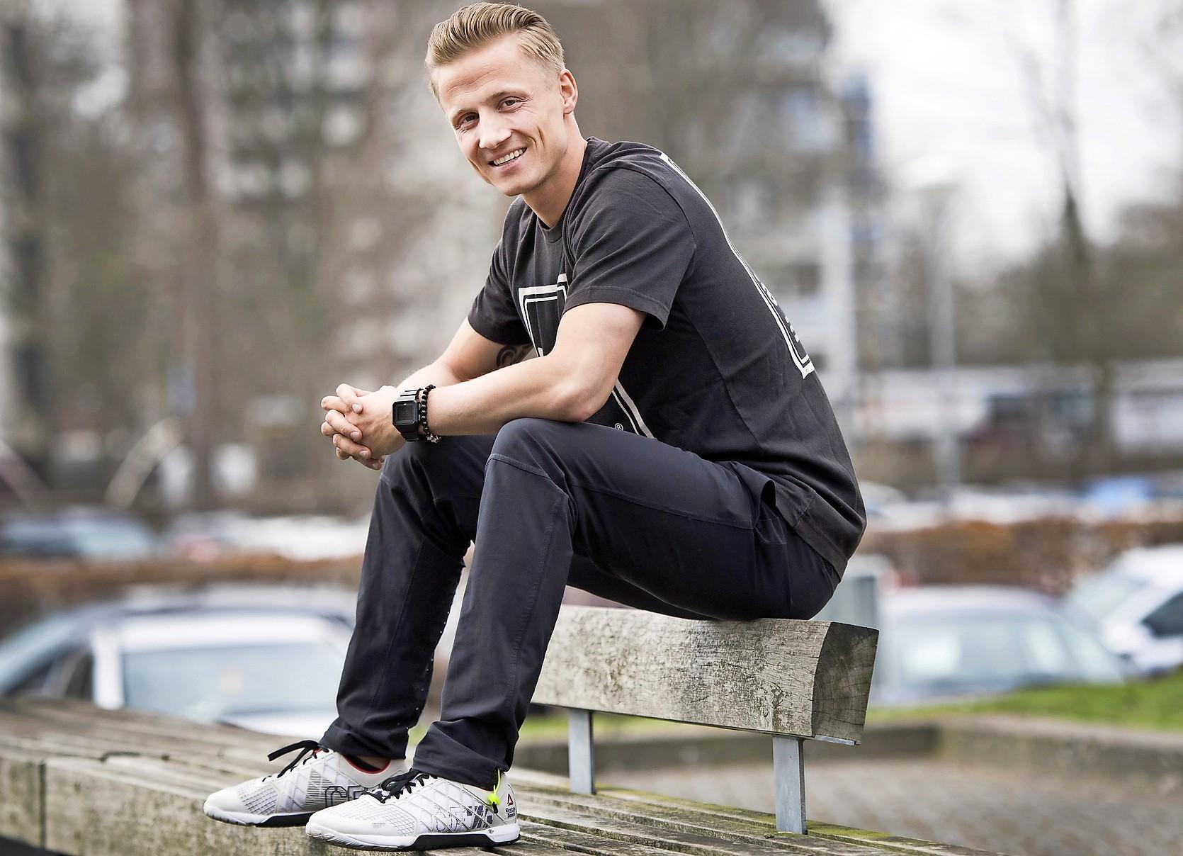 Nieuwe Pioniers-aanvoerder Mark Smit verwacht 'bouwjaar'
