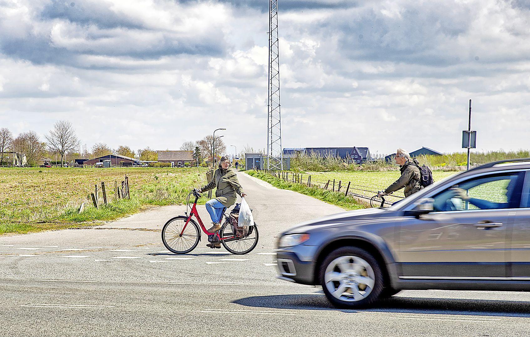 Fietsersbond wil tunneltjes bij nieuwe afslag A9 bij Heiloo. 'Het is nu al stoplicht na stoplicht'