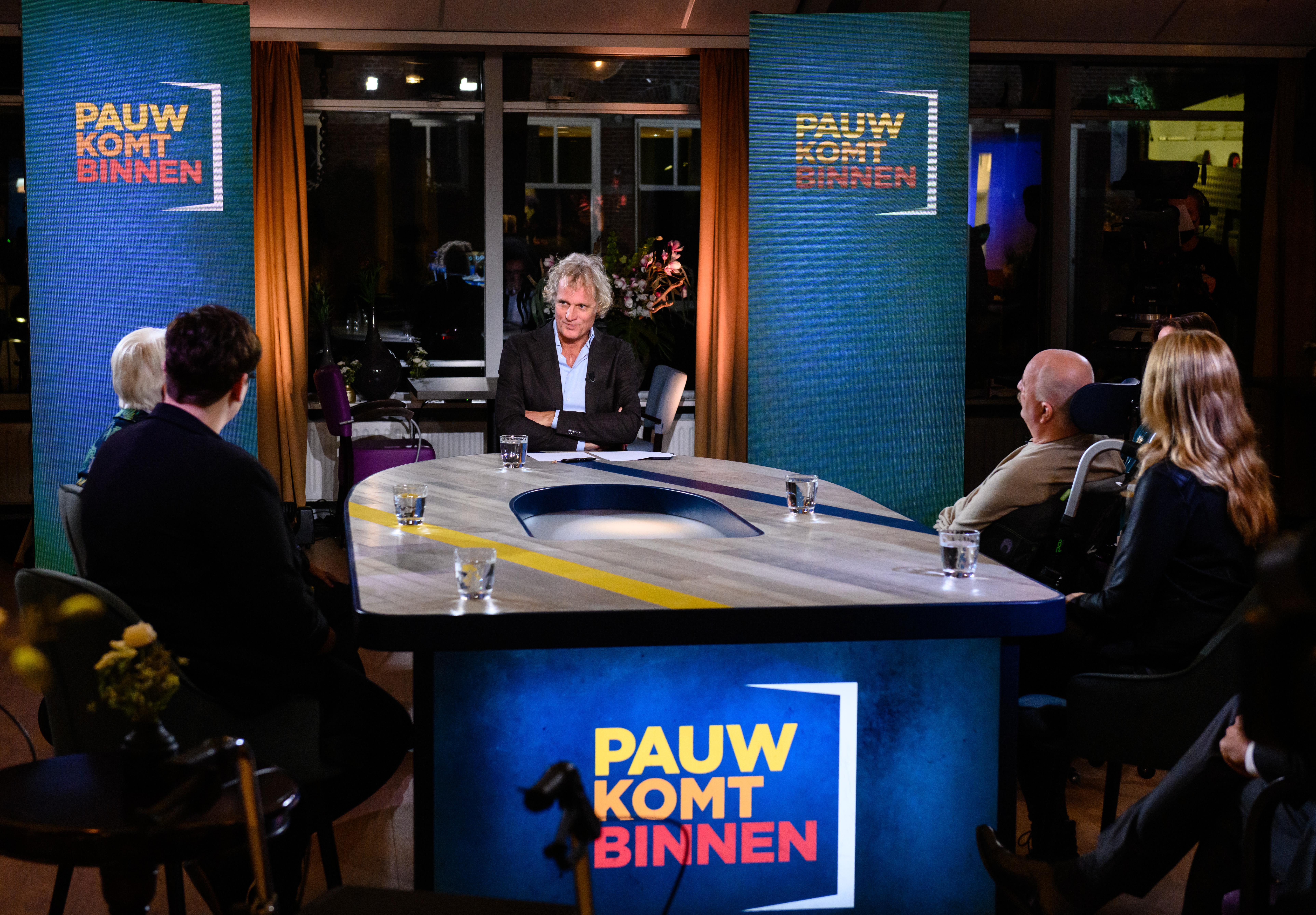 Hoorns verpleeghuis Lindendael centraal in tv-programma Jeroen Pauw