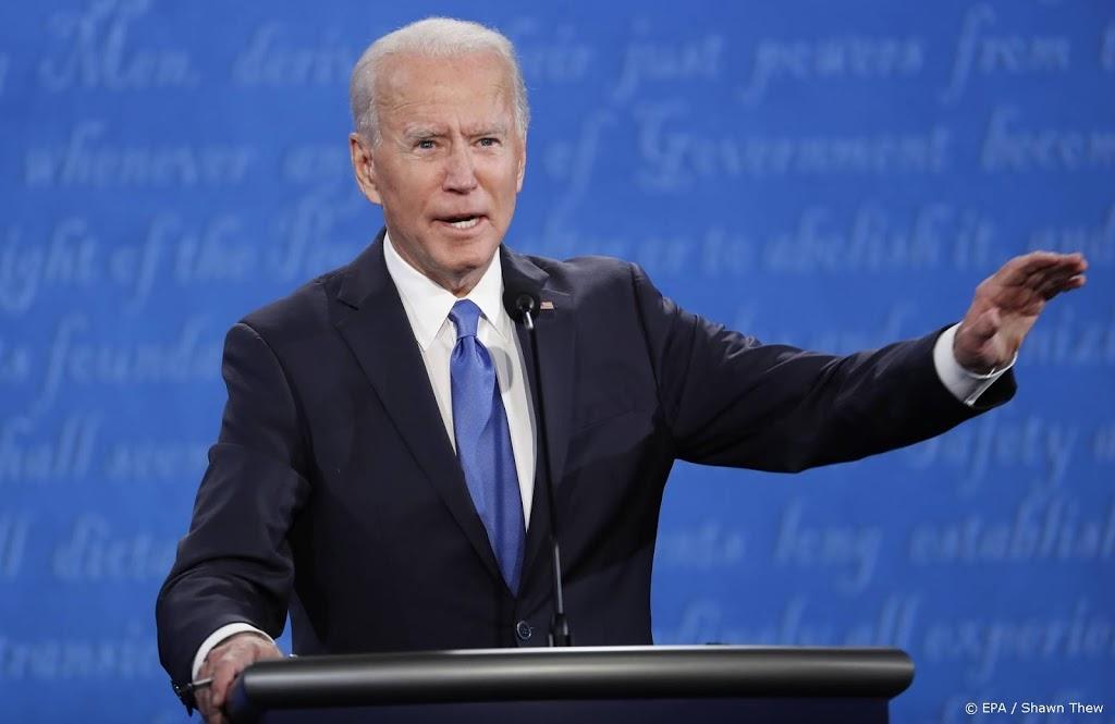 'Zes op tien Nederlanders zouden Biden stemmen, 11 procent Trump'