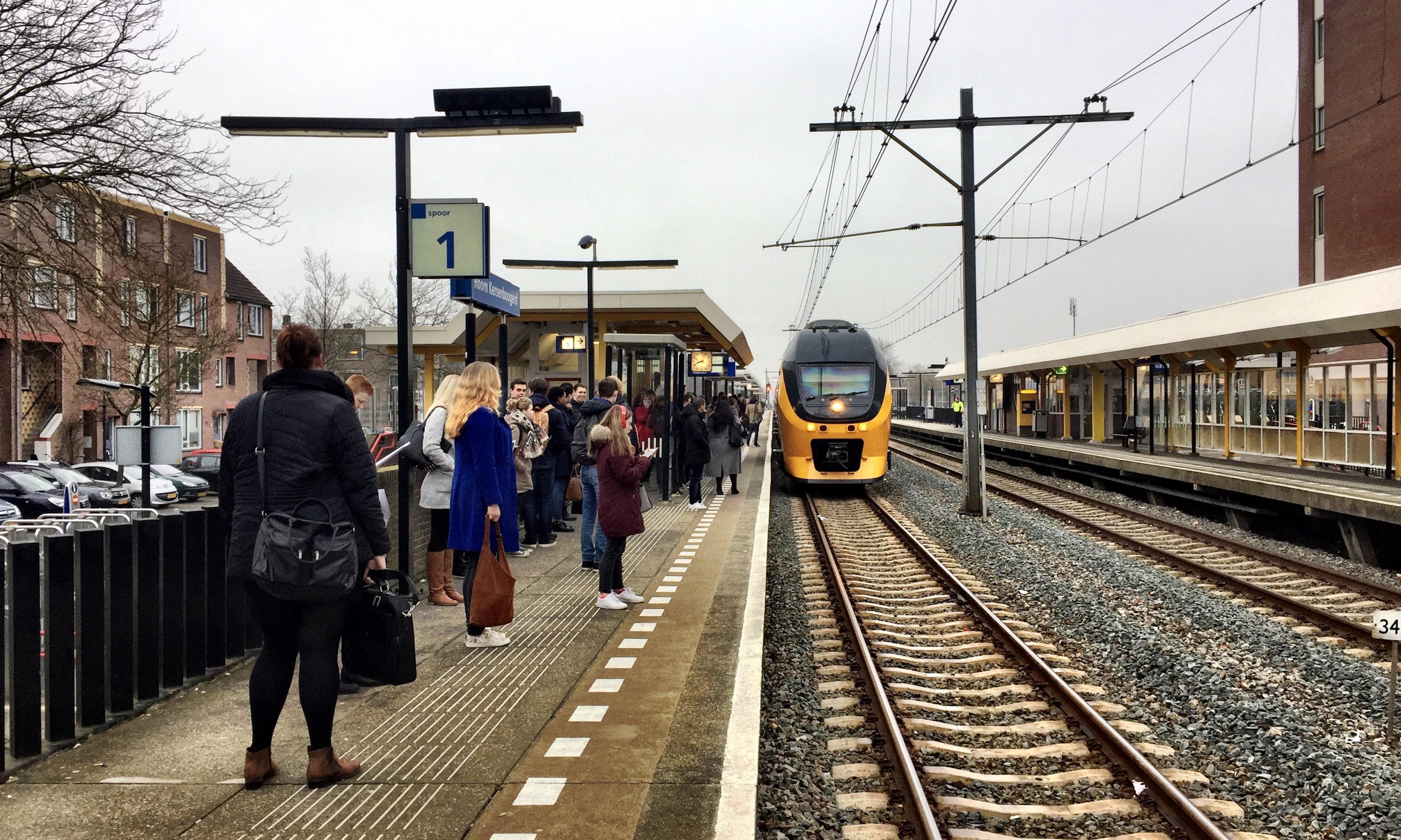 Drechterland pleit voor verdubbeling spoor Hoorn-Enkhuizen