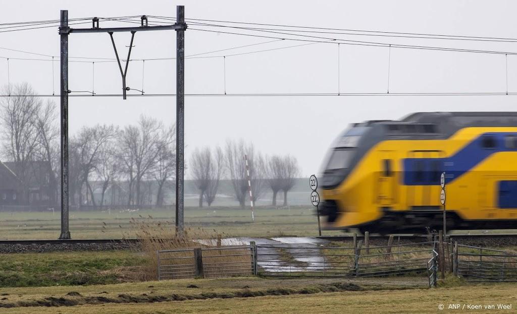 Treinen rijden weer volgens dienstregeling