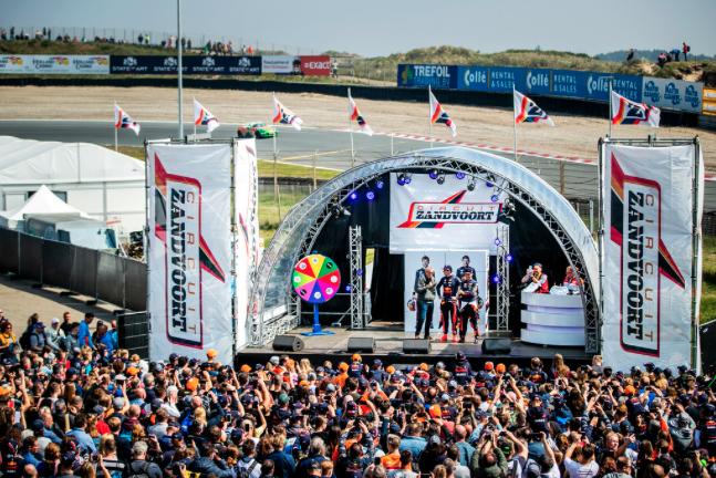 Spanje redt regio Zandvoort van totale chaos in Formule 1-weekend