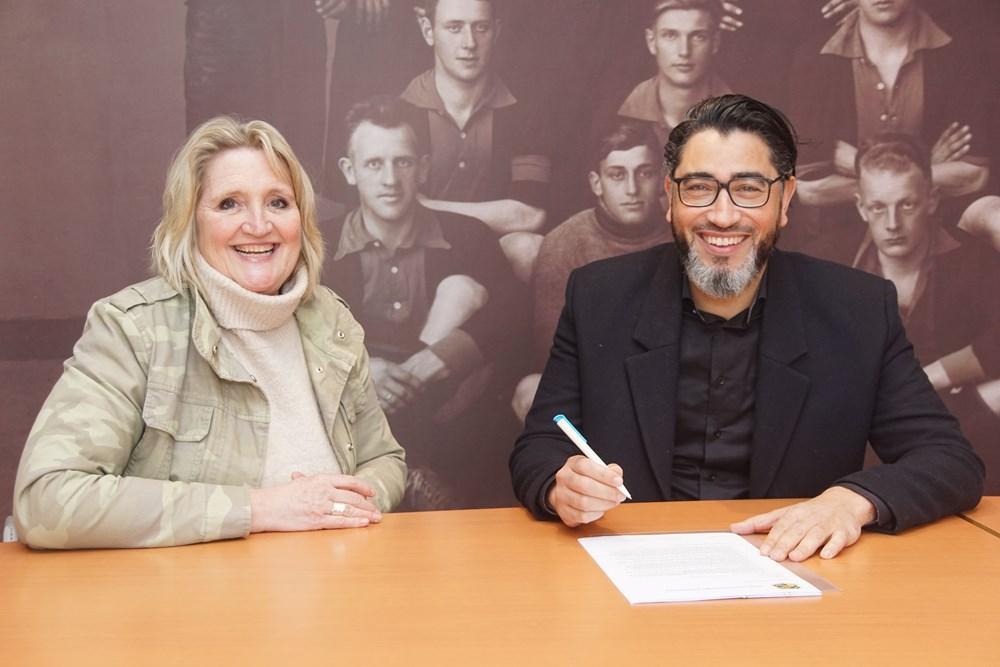 SC 't Gooi vindt in Azzadine al Harchaoui opvolger van Ed Otten als trainer van eerste mannenteam