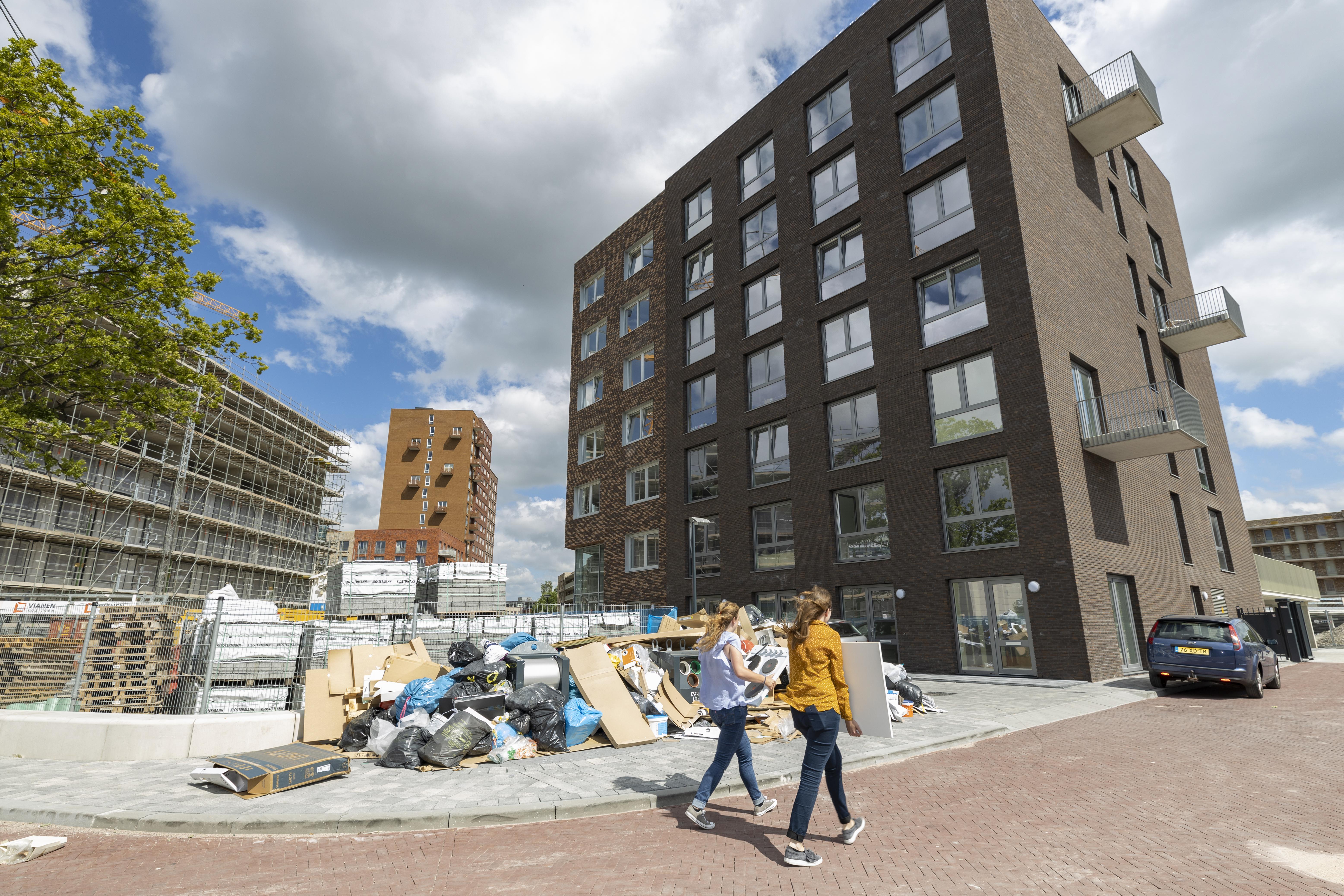 Project L: Bouwspurt studentenhuisvesting in Leiden